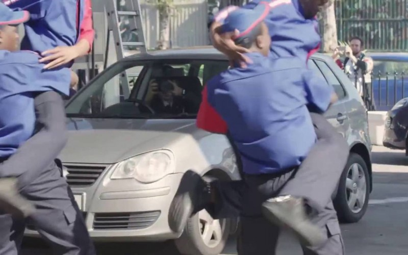Watch These Awesome Engen Petrol Attendants Dance