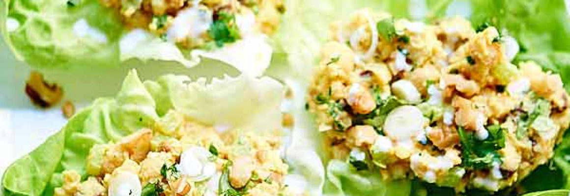 Healthy-Chickpea-Lettuce-Wraps-Above